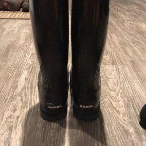 Sorry rain boots